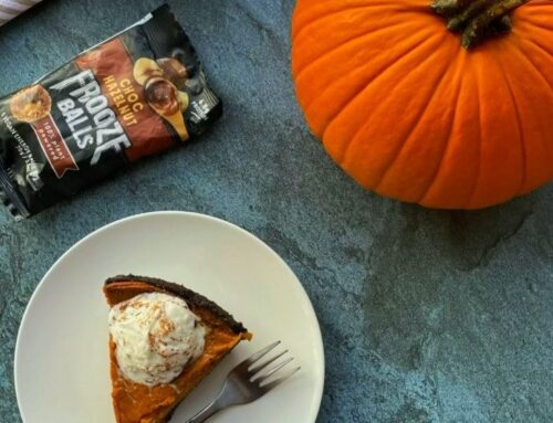 Frooze Balls Chocolate Hazelnut Pumpkin Pie