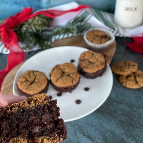Homemade Easy Bake Brookies